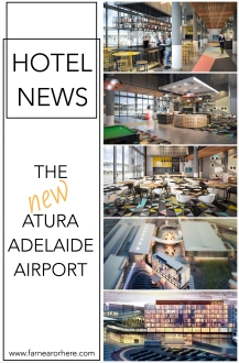 The new Atura Hotel at Adelaide Airport is on its way...