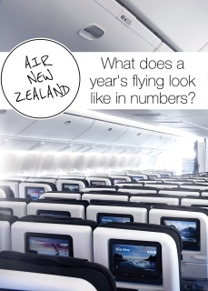 Air NZ shows us the numbers ...