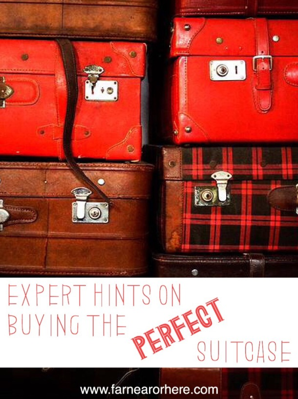 Expert hints on buying the best suitcase ...