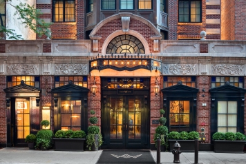 Walker Hotel Greenwich Village Exterior resize