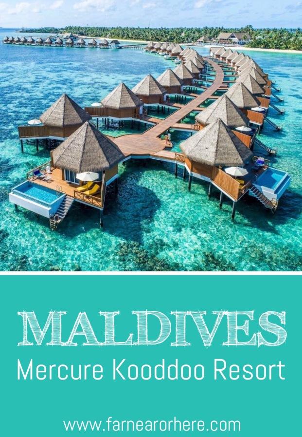 Planning a Maldives stay? Try Mercure Kooddoo Resort...