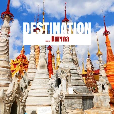 Travel Burma ...