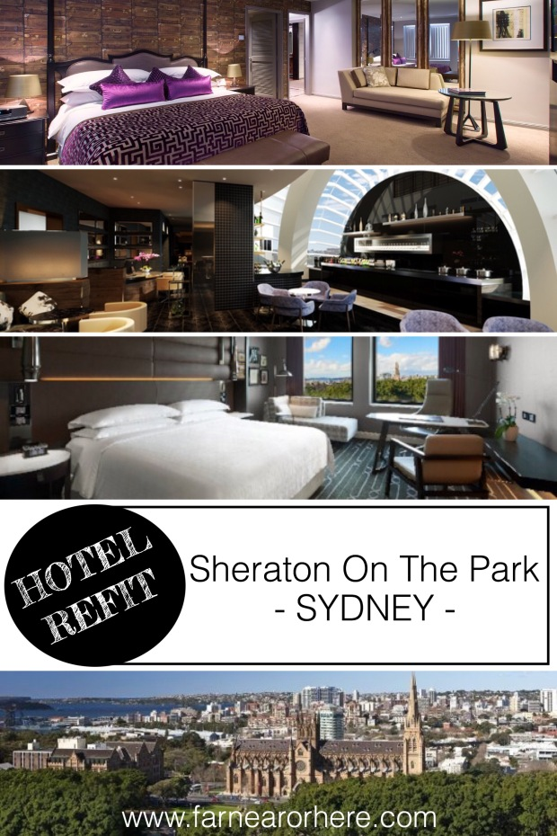 Sydney's Sheraton On The Park receives refit...
