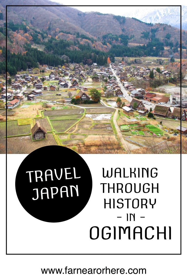 Discover Japan's traditions in Ogimachi...