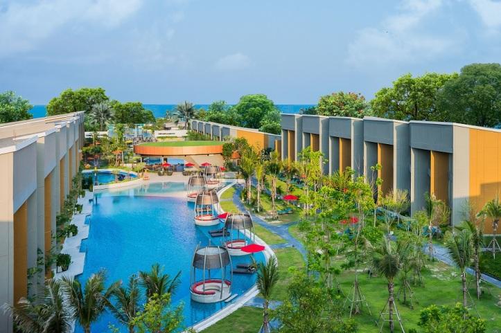 AVANI Hua Hin Resort Villas - Aerial