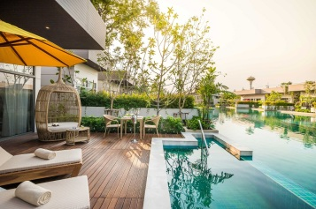 AVANI Hua Hin Resort & Villas - Lagoon Pool
