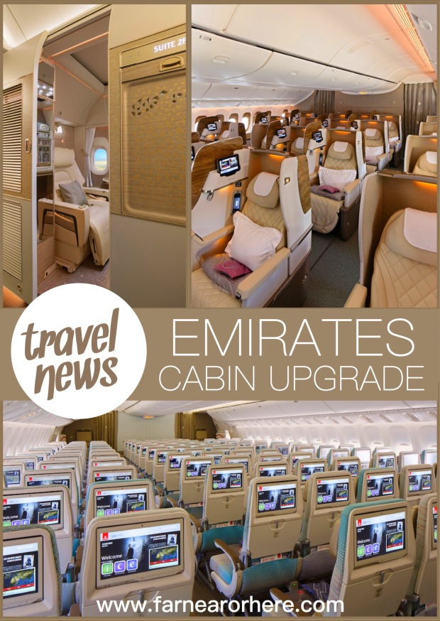 What Emirates passengers can expect from 777 cabin upgrade...