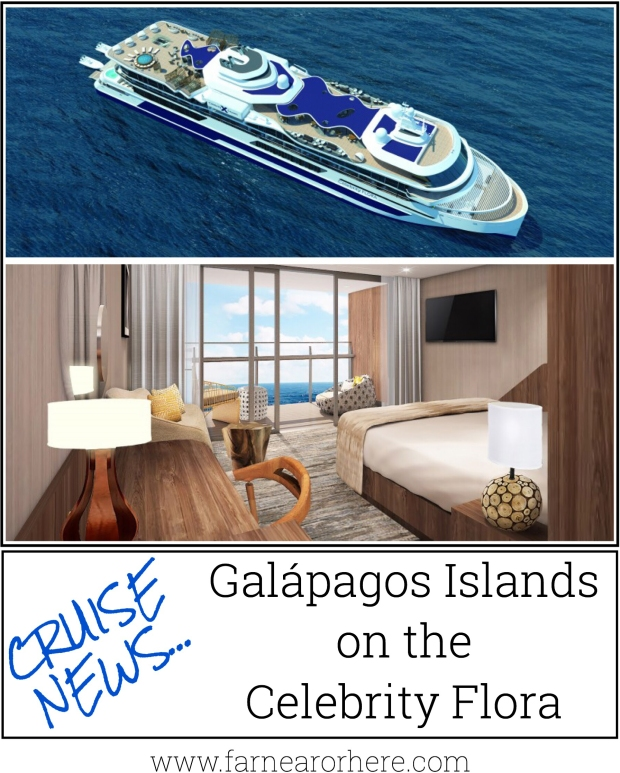 Cruise the Galapagos Islands on the (new )Celebrity Flora ...