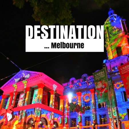 Visit Melbourne during Christmas ...
