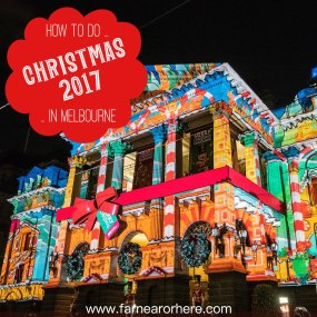 How to do Christmas 2017 in Melbourne ...