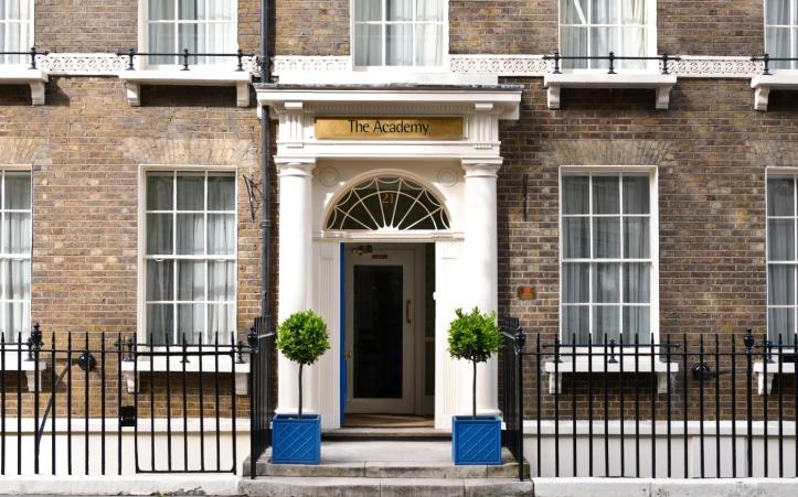 The Academy exterior