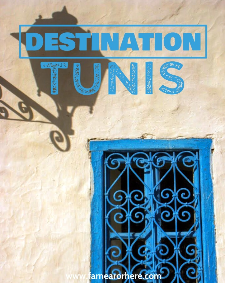 Destination Tunis...