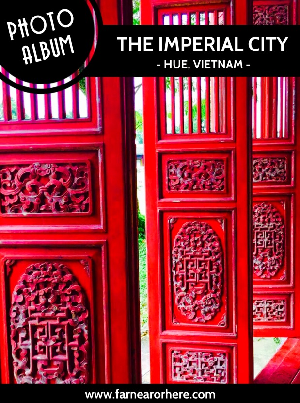 Take a photo tour of Hue's Imperial City in central Vietnam ...