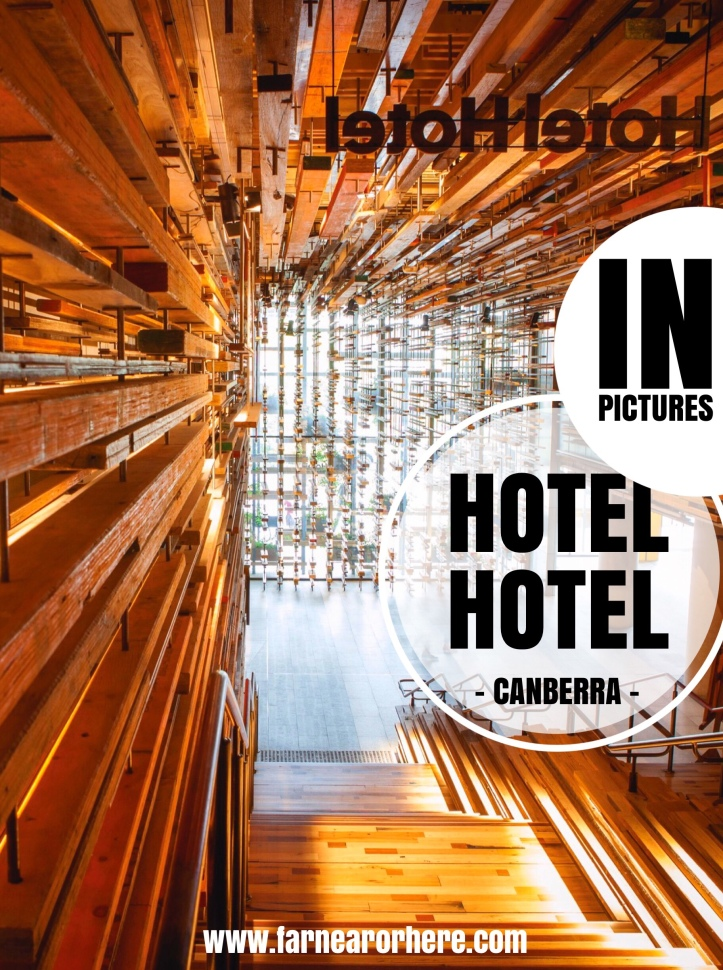 Hotel report - Hotel Hotel, Canberra