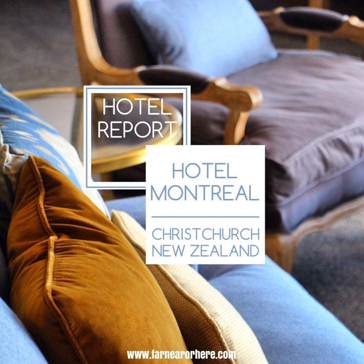 Stay in Christchurch's most stylish hotel ...