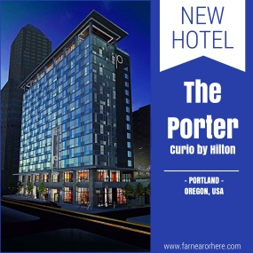 The Porter is Portland's newest hotel ...