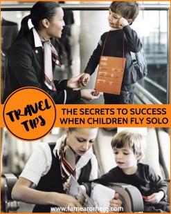 Secrets to success when children fly solo ...