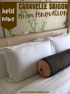 Caravelle Saigon ready for new rooms ...