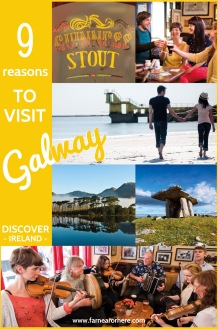 Nine reasons to visit Galway in Ireland ...