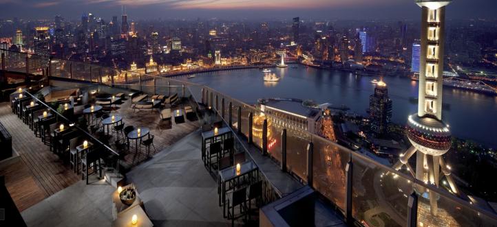 Ritz Carlton Shanghai Pudong