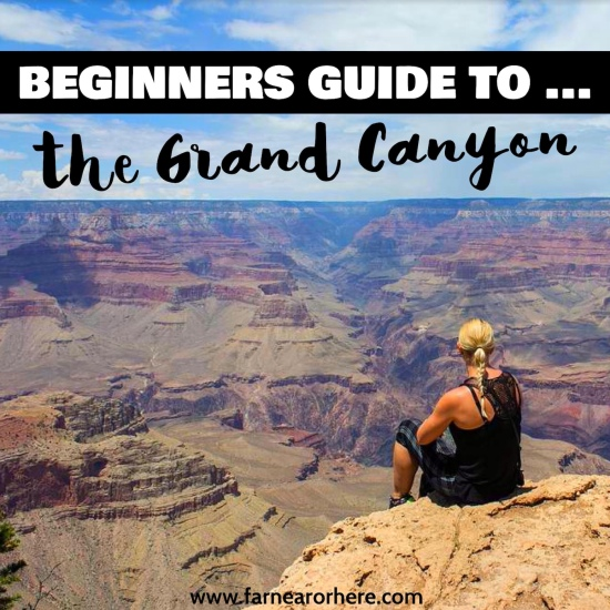 Grand Canyon travel guide ...
