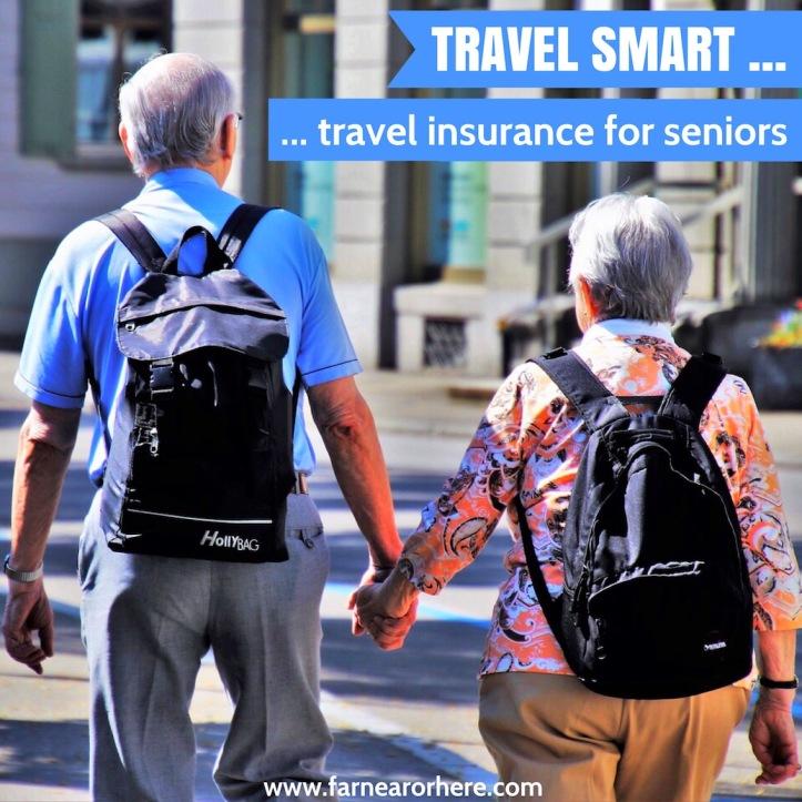 Travel insurance for seniors ...