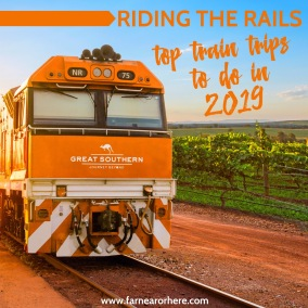2019's top train trips for travellers ...
