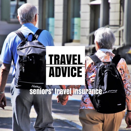 Travel insurance for seniors ...