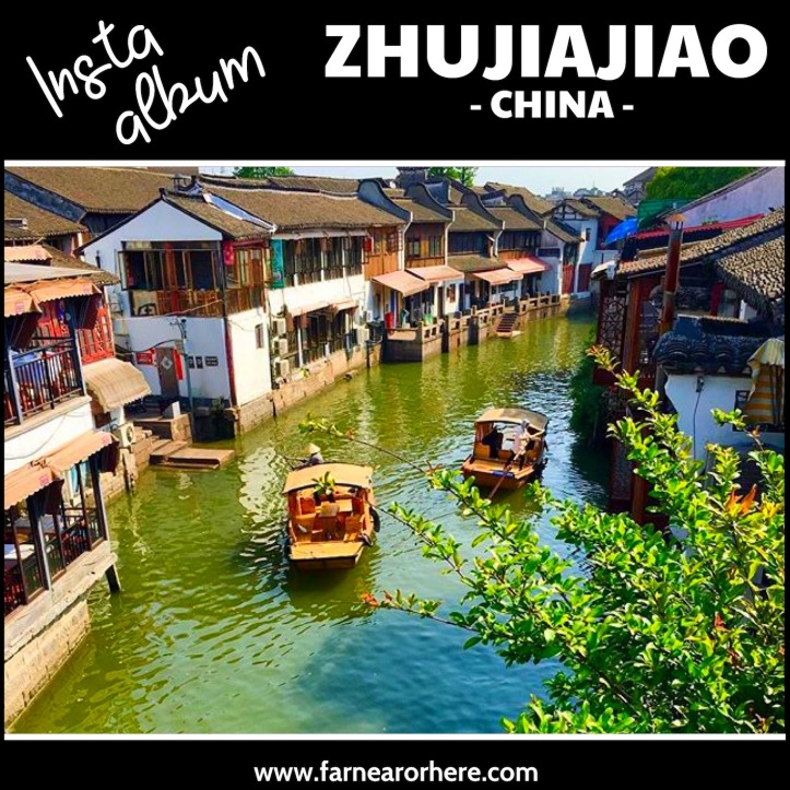 Zhujiajiao, China, travel photo album ...