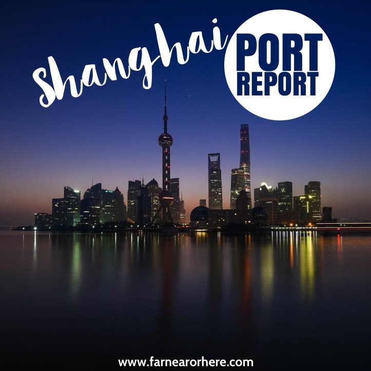 Shanghai port report ...