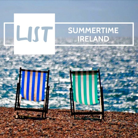 Travel summertime Ireland