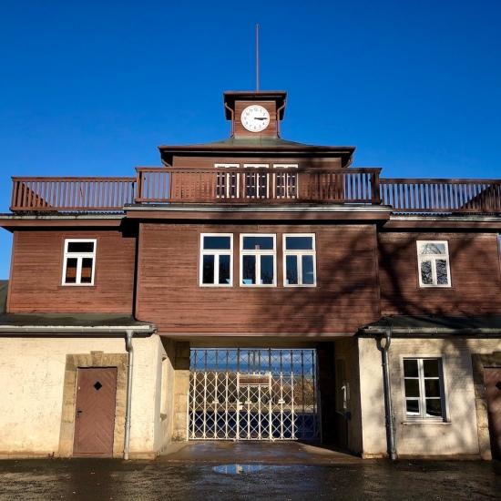 Travel, Weimar, Buchenwald Memorial
