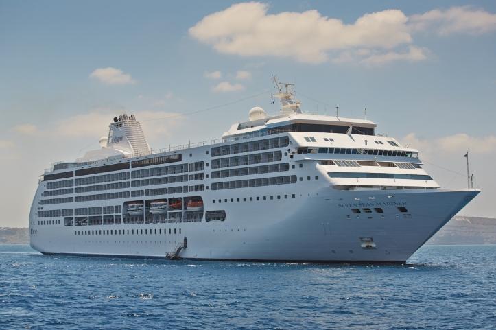 Cruising Regent Seven Seas Mariner