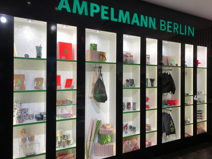 Ampelmann, Berlin, Germany