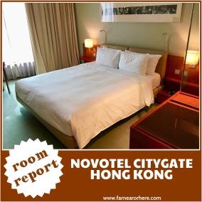 Hotel report on Novotel Citygate Hong Kong ...