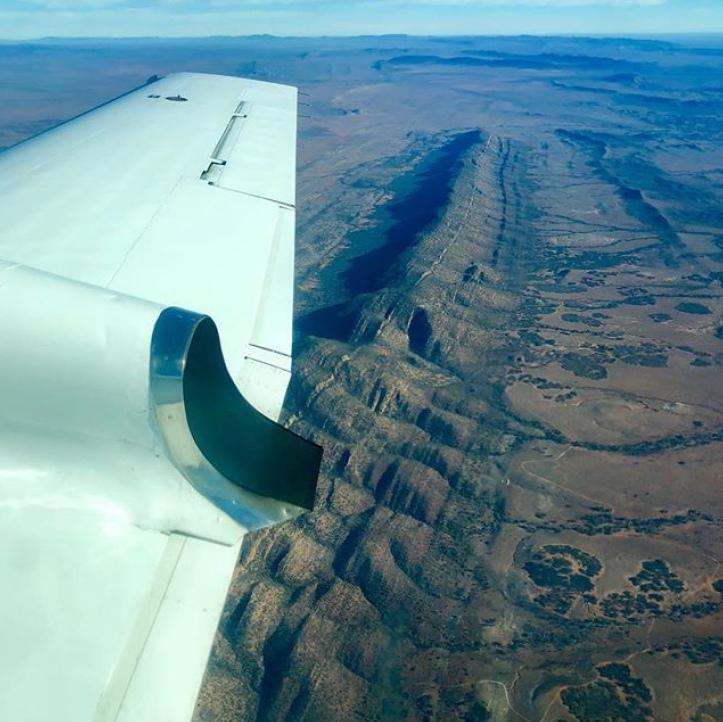 The Chase Range, South Australia's Flinders Ranges