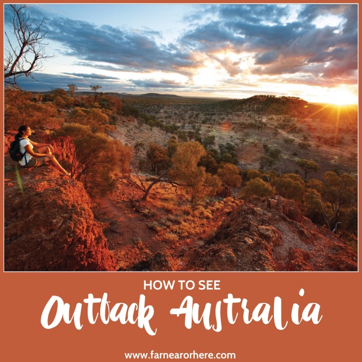 How to travel Outback Queensland ...