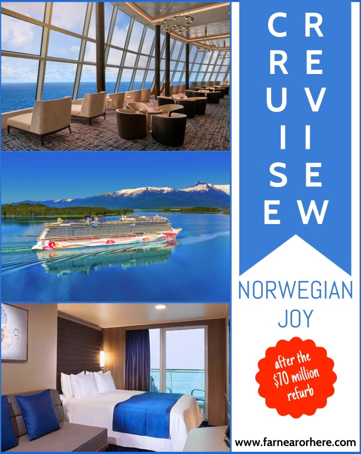 Cruise review ... Norwegian Joy