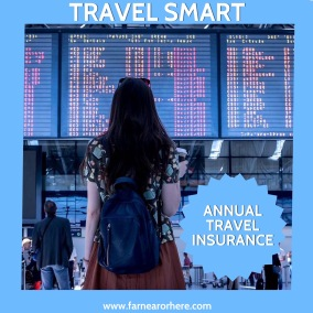 Why annual travel insurance is a good idea ...