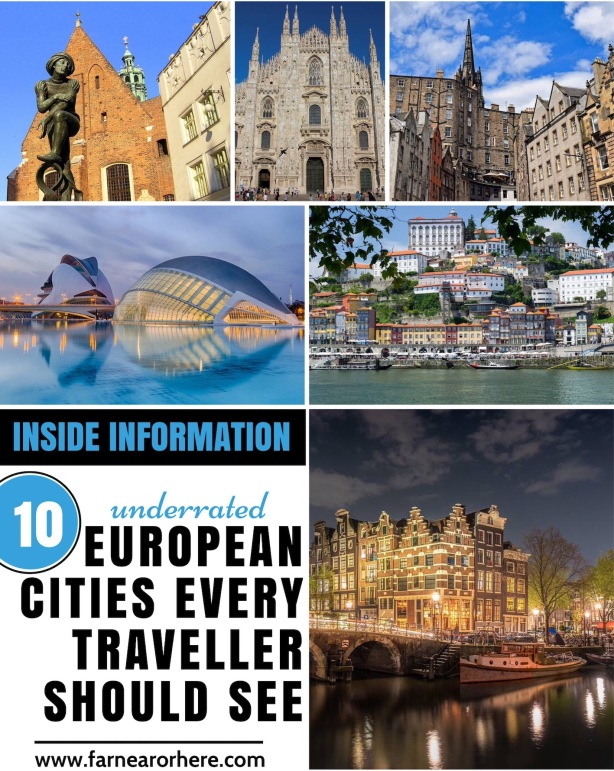 10 European cities every traveller should see ...