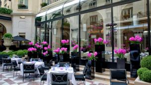 Four Seasons King George V - Paris, France ....