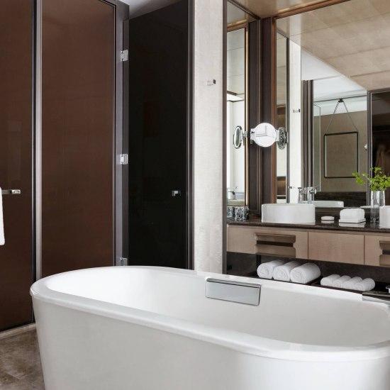 JW Marriott Marquis Hotel Shangai Pudong ...
