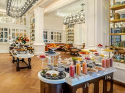 Raffles Sinagpore_Tiffin Room_Breakfast