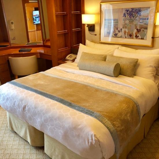 Sea Princess cabin ...