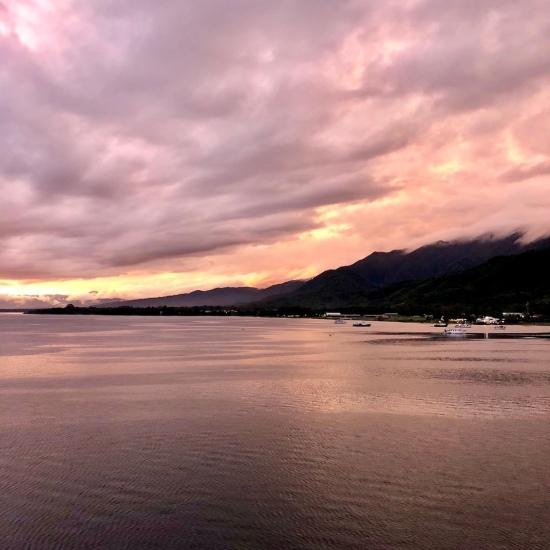 Sea Princess visits Milne Bay...